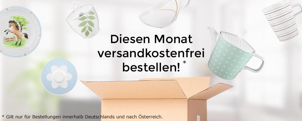 Versandkostenfrei Seltmann Weiden Onlineshop