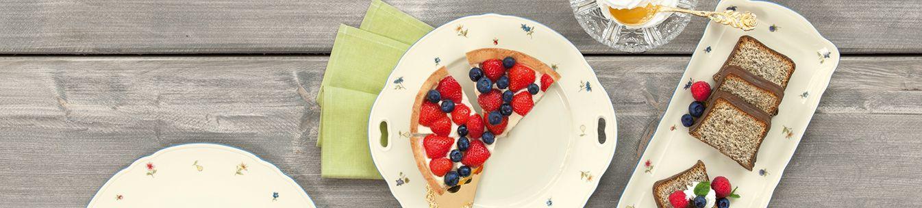 Kuchen-und Tortenplatten