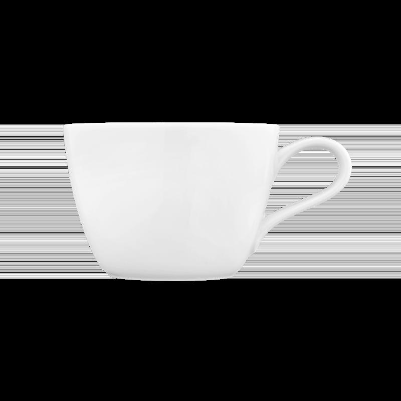 Life Kaffeetasse 0,24 l weiß
