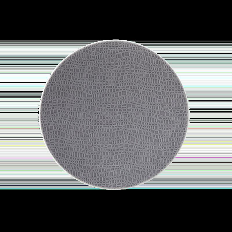 Life Brotteller rund 16,5 cm Fashion Elegant Grey