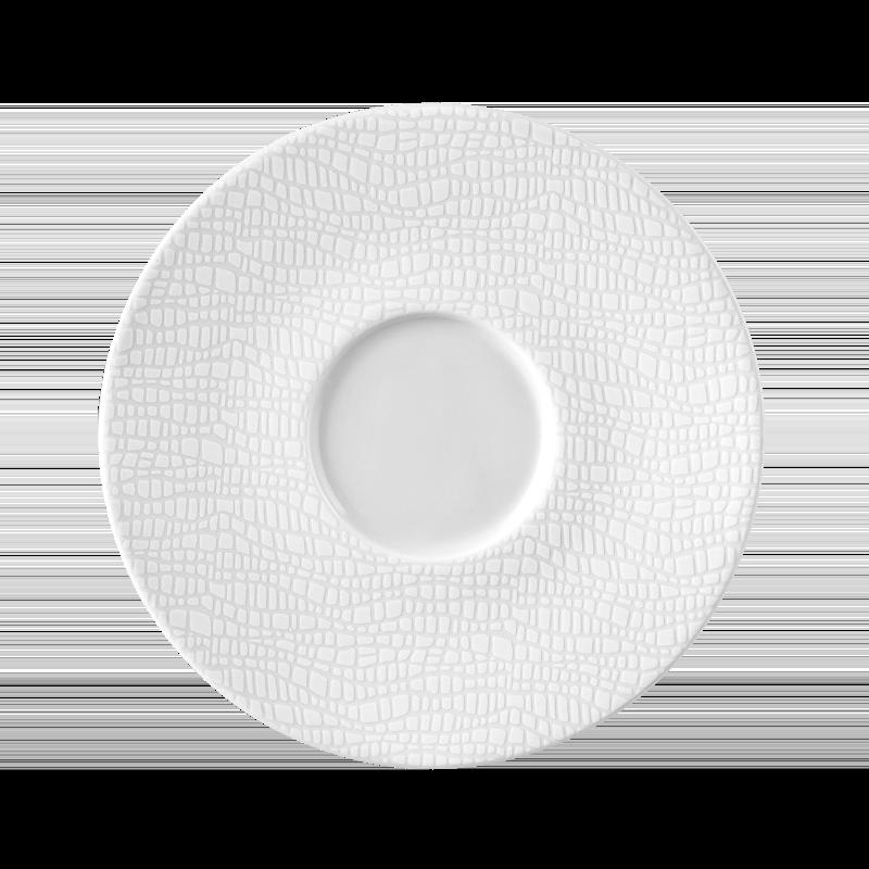 Life Kombi-Untertasse 16,5 cm Fashion Luxury White
