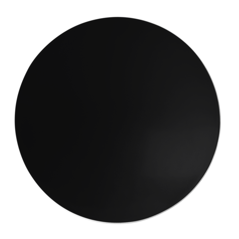Life Pasta-/Suppenteller 23 cm Fashion Glamorous Black