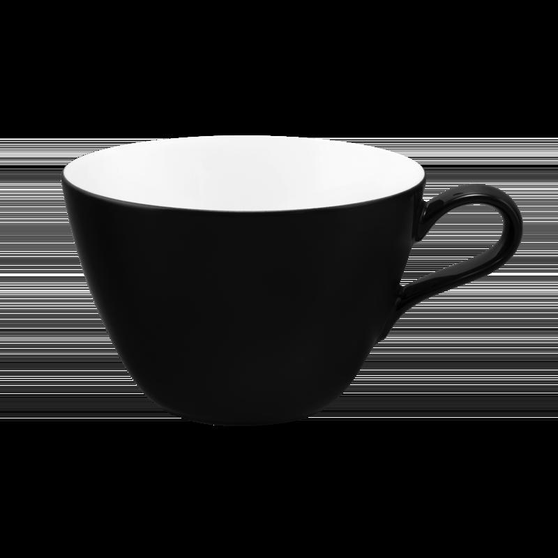 Life Milchkaffeetasse 0,37 l Fashion Glamorous Black