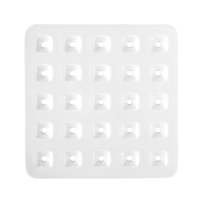 No Limits Abtropfeinsatz eckig M5337/20x20 cm weiß
