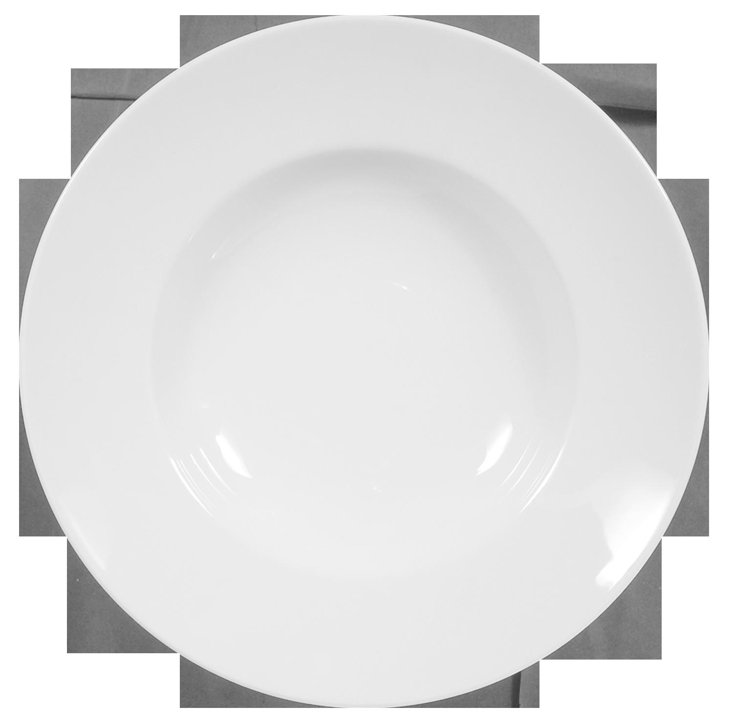 Lukullus Pastateller 27 cm weiß