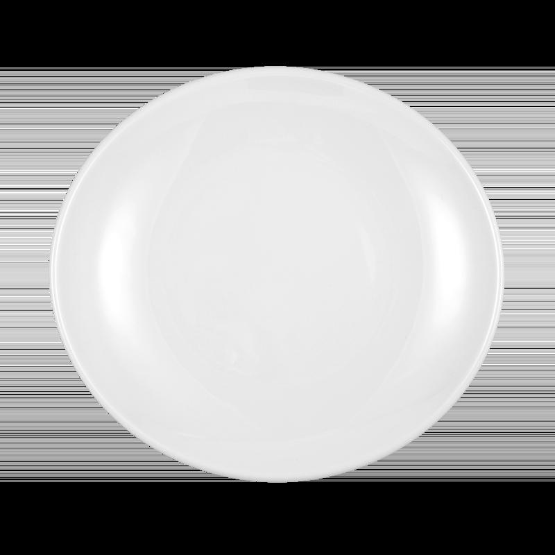 Meran Teller oval 5234 21 cm weiß