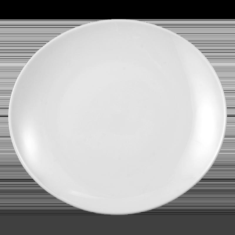 Meran Teller oval 5192 29 cm weiß