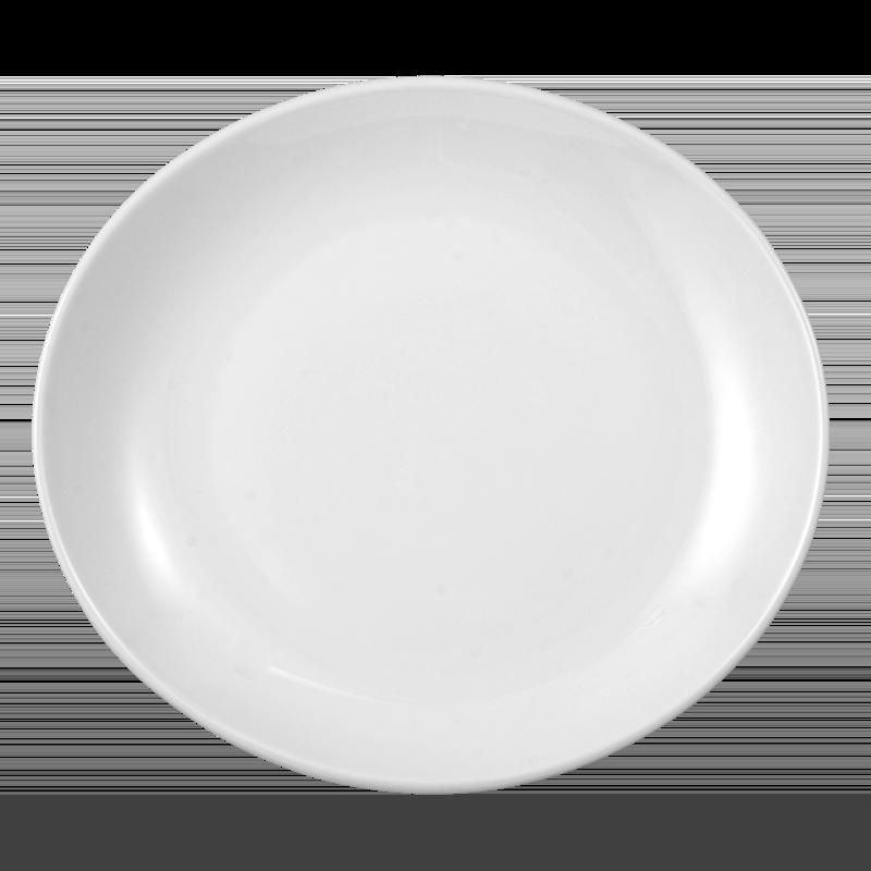 Meran Teller oval 5193 27 cm weiß