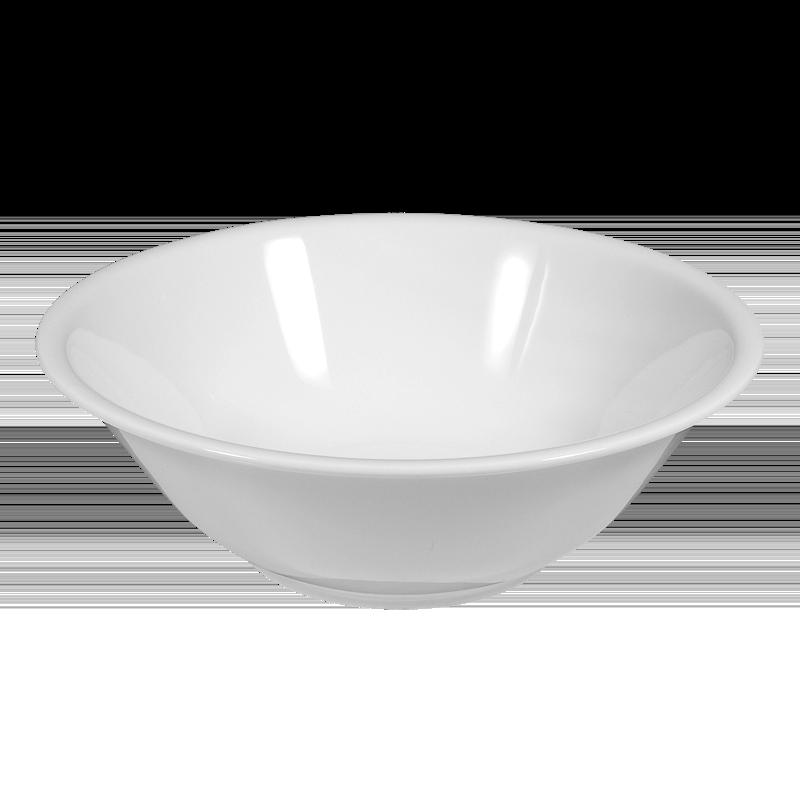 Meran Schüssel rund 25 cm weiß