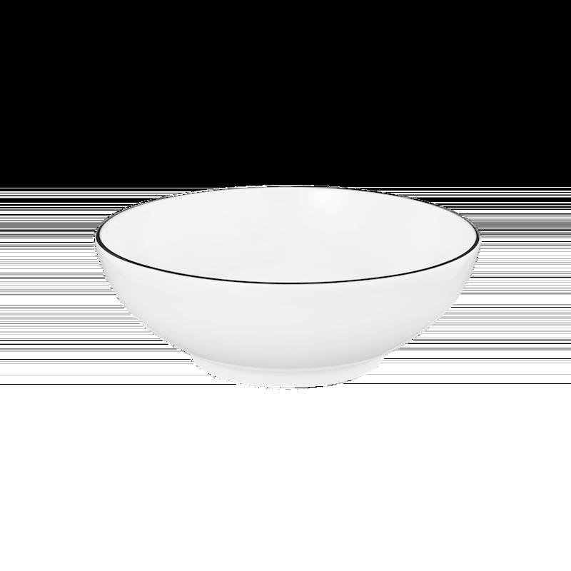 Lido Dessertschale 15 cm Black Line