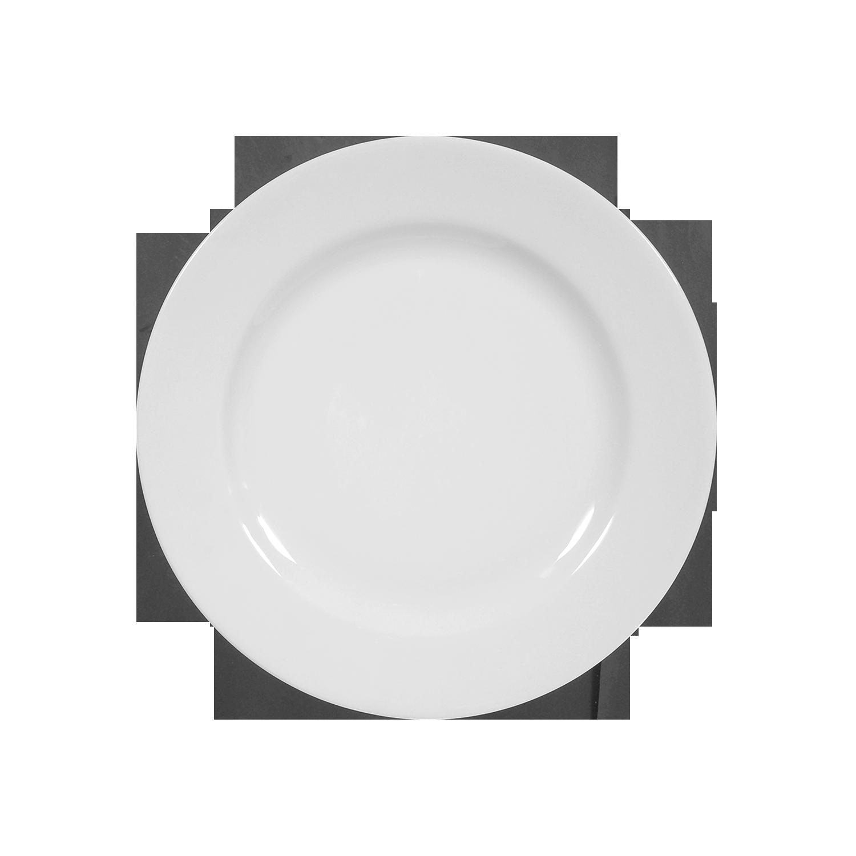 Rondo / Liane Frühstücksteller 20 cm weiß