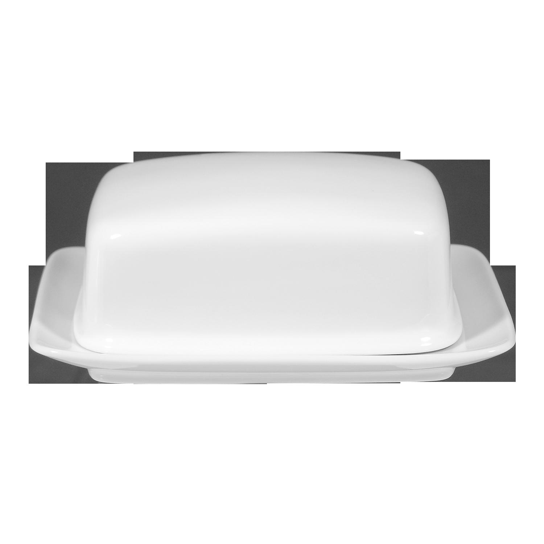 Rondo / Liane Butterdose 1/2 Pfd weiß