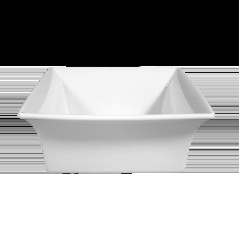 Buffet-Gourmet Bowl 5160 16x16x7 cm weiß