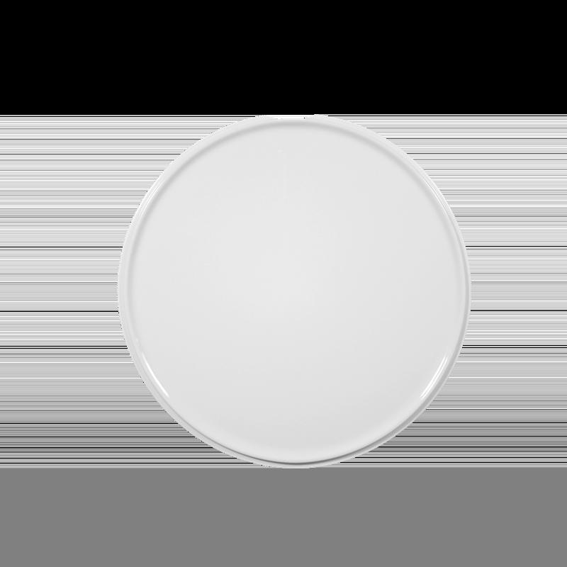 Buffet-Gourmet Platte rund 5120 30 cm weiß