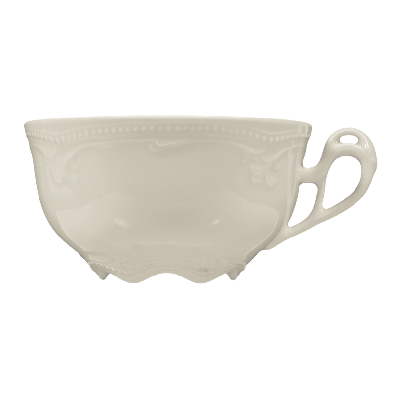 Rubin Teetasse 0,21 l cream