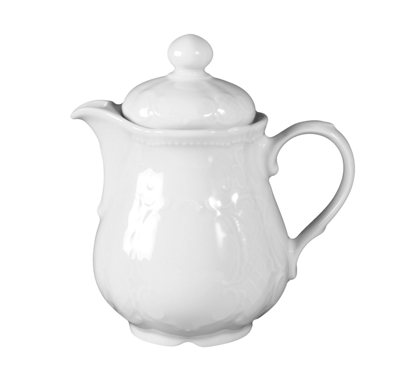 Salzburg Kaffeekanne 1 weiß