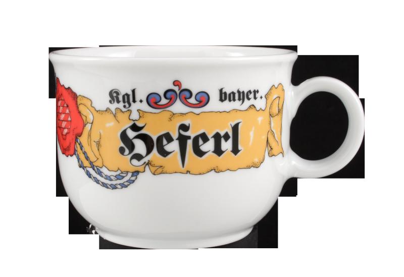 """Compact Kaffeetasse """"Heferl"""" 0,21 l Bayern"""