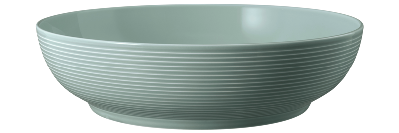 Beat Foodbowl 25 cm Glaze Arktisblau