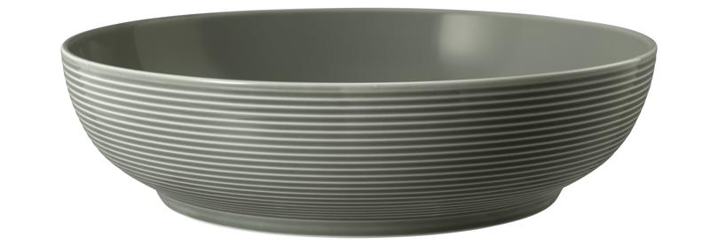 Beat Foodbowl 25 cm Glaze Perlgrau