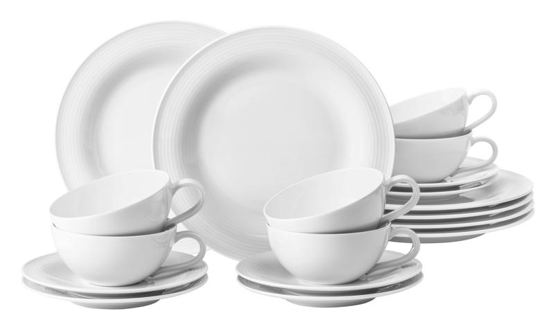 Beat Teeservice 18-teilig BT groß weiß