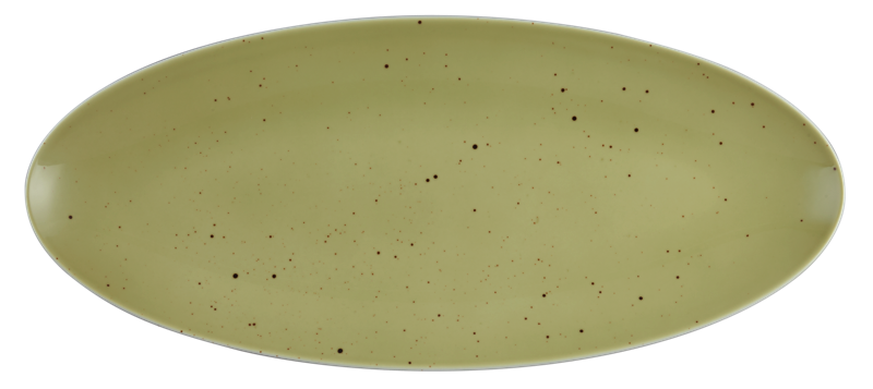 Coup Fine Dining Coupplatte 43 x 19 cm Country Life oliv