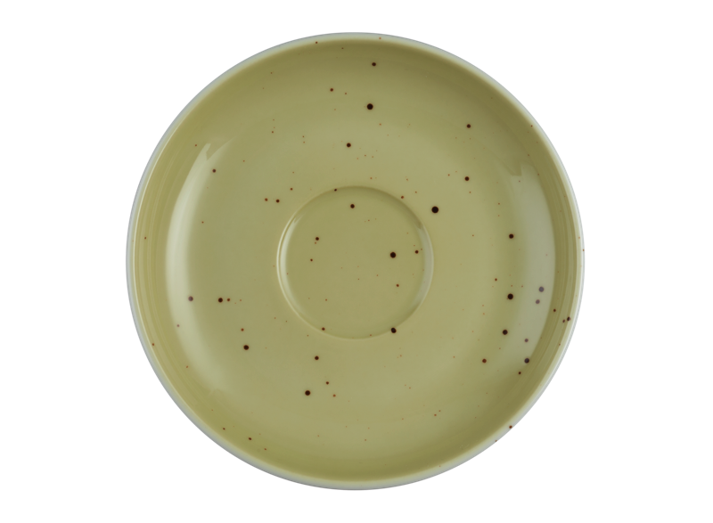 Coup Fine Dining Untertasse 15 cm Country Life oliv