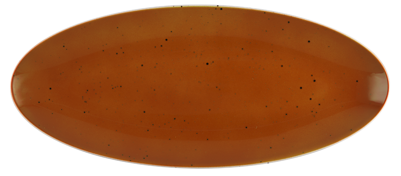 Coup Fine Dining Coupplatte 43 x 19 cm Country Life terracotta