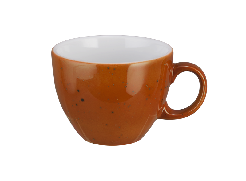 Coup Fine Dining Cappuccinotasse 0,22 l Country Life terracotta