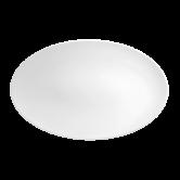 Life Servierplatte oval 40x26 cm weiß
