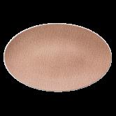 Life Servierplatte oval 40x26 cm Fashion Posh Rose