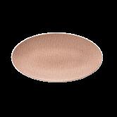 Life Servierplatte oval 33x18 cm Fashion Posh Rose