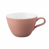 Life Milchkaffeetasse 0,37 l Fashion Posh Rose