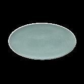 Life Servierplatte oval 33x18 cm Fashion Green Chic