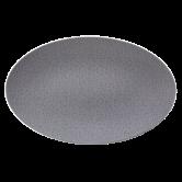 Life Servierplatte oval 40x26 cm Fashion Elegant Grey