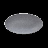 Life Servierplatte oval 33x18 cm Fashion Elegant Grey