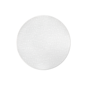 Life Brotteller rund 16,5 cm Fashion Luxury White