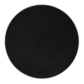 Life Speiseteller rund 28 cm Fashion Glamorous Black