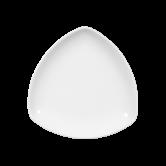 Sketch Basic Teller flach dreieckig 15 cm weiß