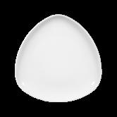 Sketch Basic Teller flach dreieckig 20 cm weiß