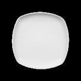Sketch Basic Teller flach eckig 20 cm weiß
