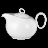 Trio Teekanne 6 Personen weiß
