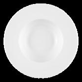 No Limits Suppenteller 23 cm weiß
