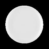 No Limits Platte rund 14 cm weiß