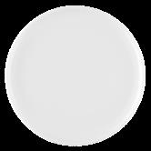 No Limits Platte rund 21 cm weiß