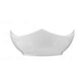 Savoy Dipschälchen eckig 11 cm weiß