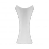 Savoy Vase weiß