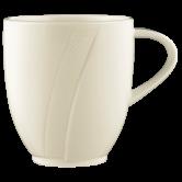 Diamant Becher mit Henkel Tulpe 0,30 l cream