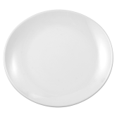 Meran Teller oval 5195 25 cm weiß