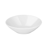 Meran Gourmetschale tief Organic 8 cm weiß