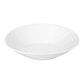 Meran Gourmetschale tief Organic 12 cm weiß